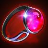 Nhẫn hồng ngọc