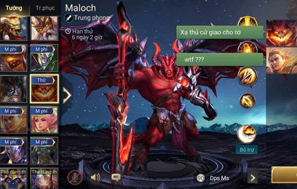 Quỷ vương Maloch