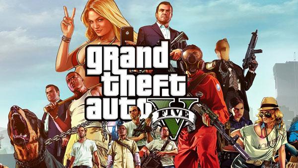 Cách chơi GTA 5