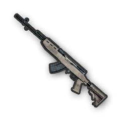 xếp hạng những khẩu súng bắn tỉa trong Pubg SKS