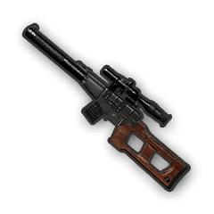 xếp hạng những khẩu súng bắn tỉa trong Pubg VSS
