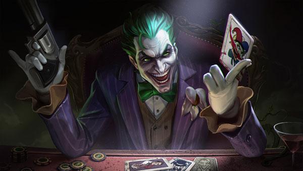 cách lên đồ joker