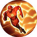 cách lên đồ The Flash hình trình siêu tốc