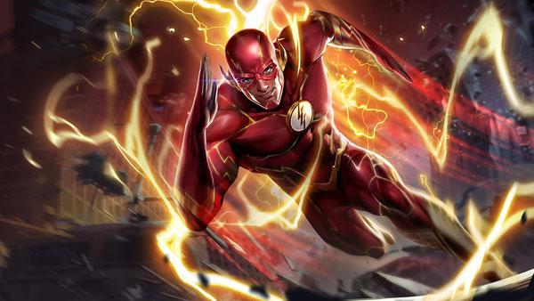 cách lên đồ The Flash