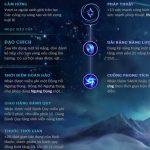 Bảng ngọc Ezreal mùa 8 của Top 10 Thách Đấu Hàn