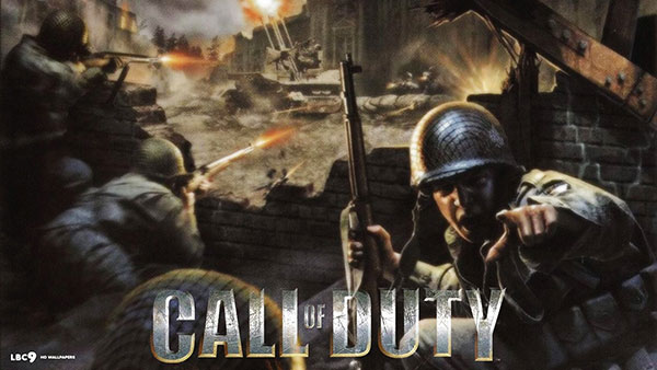 game bắn súng offline hay call of duty 1
