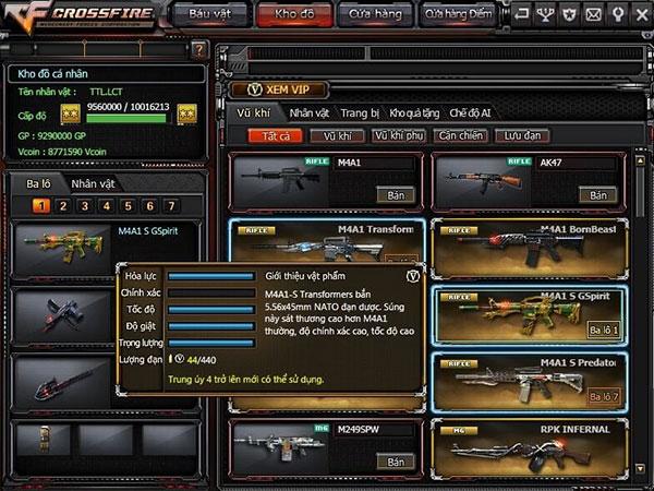 game bắn súng offline hay đột kích offline