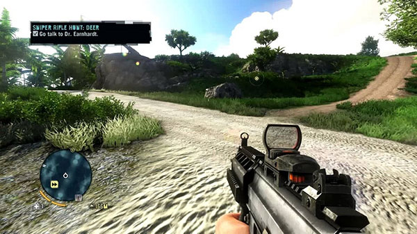 game bắn súng offline hay Far Cry 3