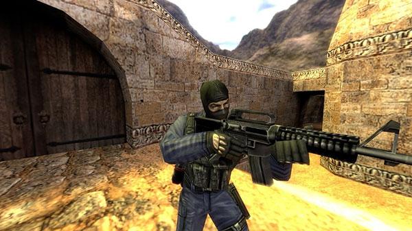 game bắn súng offline hay half life 1.6