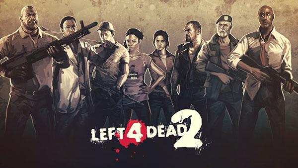 game bắn súng offline hay left 4 dead 2
