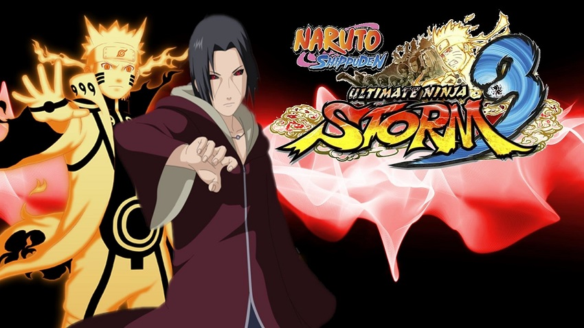 Download game Naruto Shippuden Ultimate Ninja Storm 3