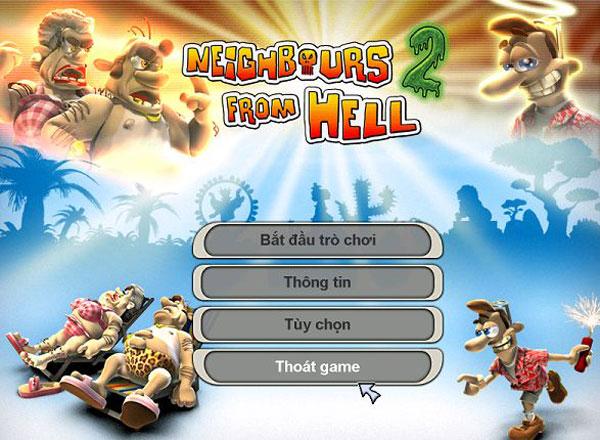 game ông hàng xóm tinh nghịch 2 neighbours from hell 2